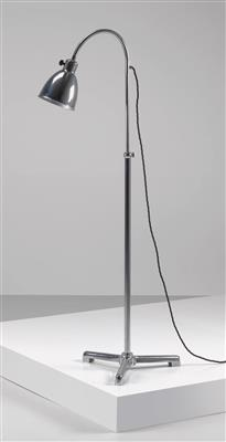 Floor lamp, designed by Christian Dell, - Design