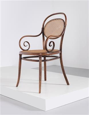 Thonet armchair, model no. 11, - Design