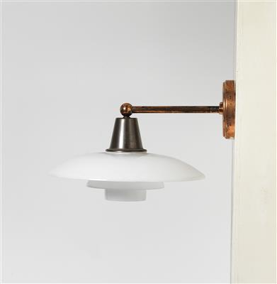 Wall lamp PH 3/2, designed by Poul Henningsen, - Design