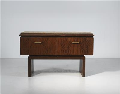 A rare sideboard model no. 331/5 from the dining room 331, designed by Bruno Paul - Design