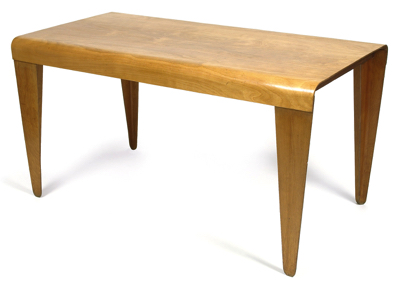 Seltener Plywood Dining Table, Entwurf Marcel Breuer, 1936 - Design