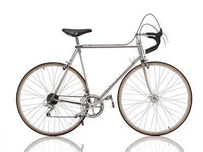 RIGI / Bici Corta - Bicycles from the embacher-collection