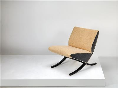 "A rare ""Tectaform"" chair, Model 801, designed by Arnold Bode - Design First"