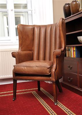 Ohrenfauteuil, - MY HOME IS <br>MY CASTLE - <br>Classic English Interiors <br>Sale!!!