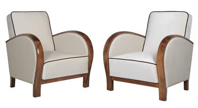 Art Deco Fauteuil.Pair Of Art Deco Fauteuils Furniture And The Decorative Arts 2016 05