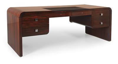 Art Deco Writing Desk Furniture 2018, Art Deco Corner Writing Desk