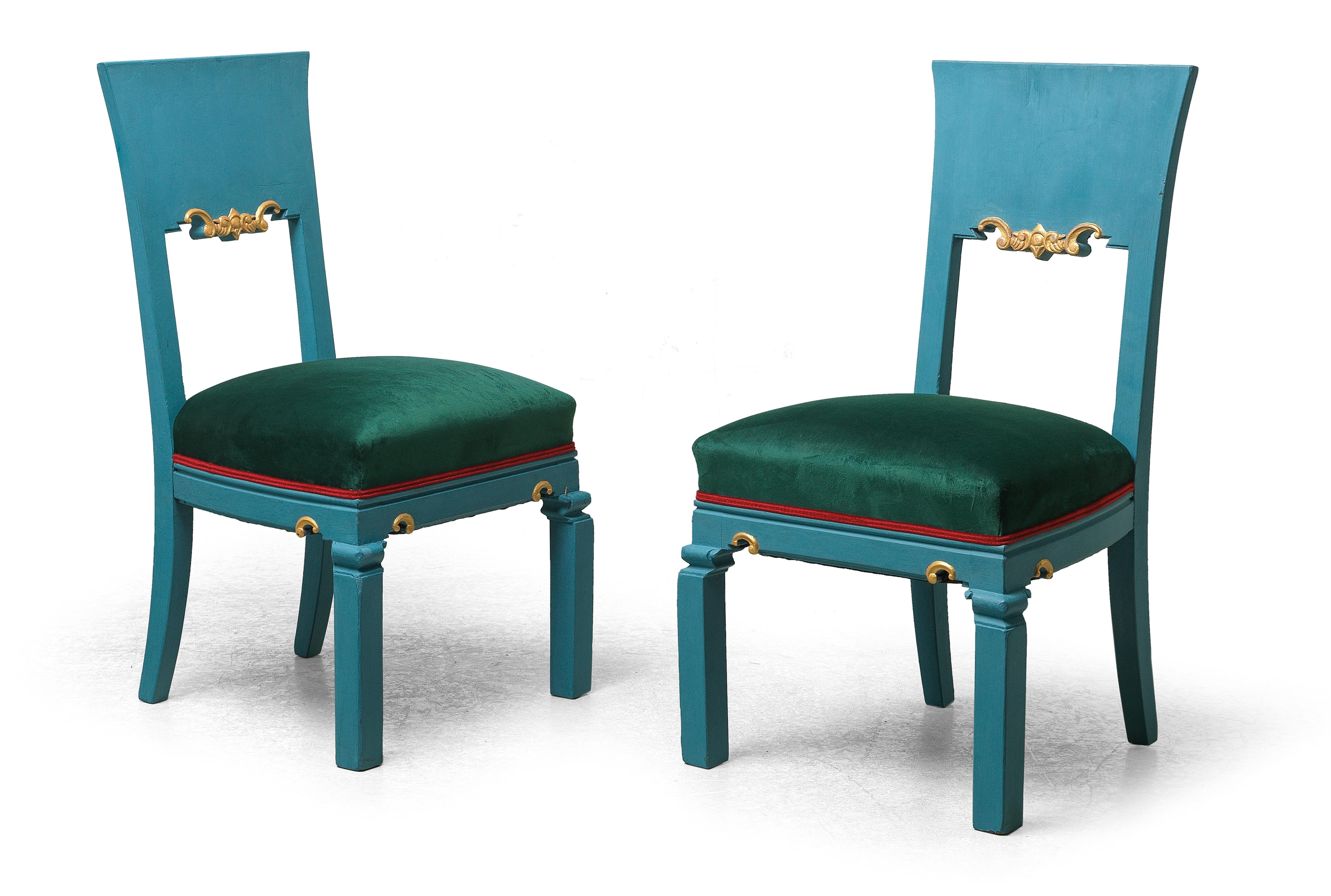 A Pair Of Art Deco Chairs Furniture And Decorative Art 2020 03 12 Estimate Eur 1 400 To Eur 1 800 Dorotheum