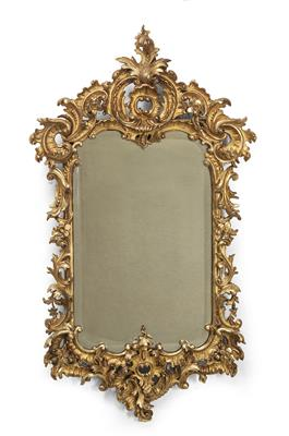 A Salon Mirror - Mobili e arti decorative
