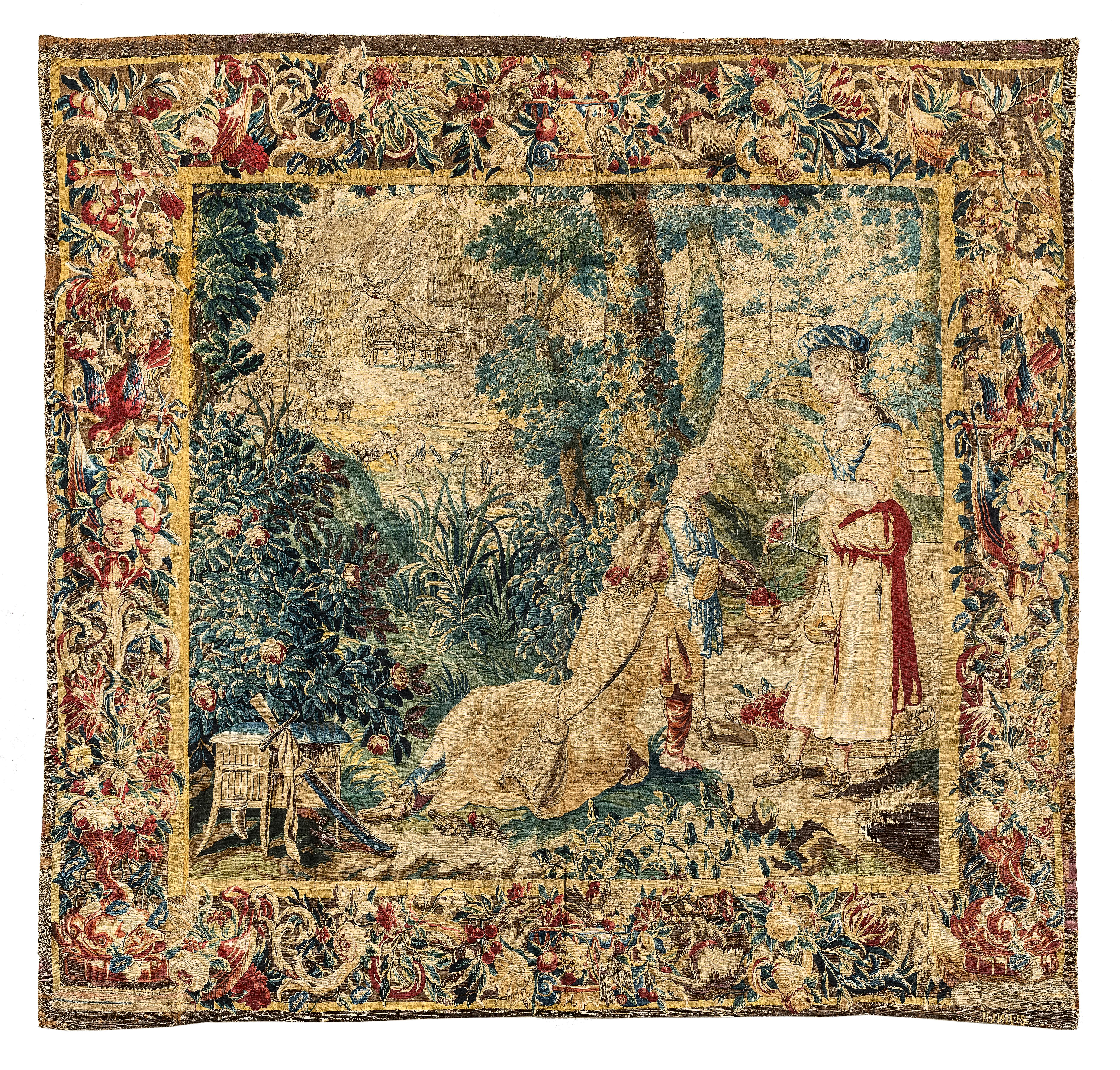 Tapestry, - Oriental Carpets, Textiles and Tapestries 2018/02/28