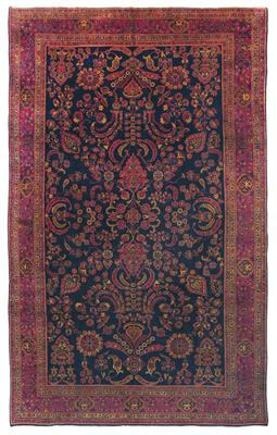 Saruk, Iran, c. 525 x 325 cm, - Oriental Carpets, Textiles and Tapestries