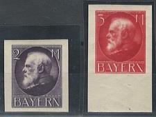 Briefmarken und Ansichtskarten