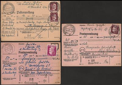 Poststück - D.Reich/Oberlausitz 1945 3. April