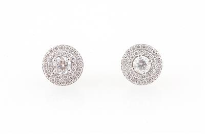 Brillant Ohrstecker zus. 1,82 ct - Juwelen
