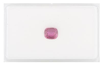 Loser rosa Saphir 2,05 ct