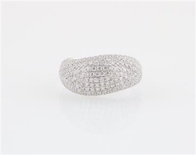 Brillantring zus. ca. 2 ct - Diamonds Only