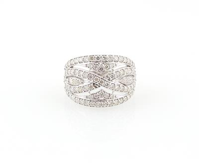 Brillantring zus. 1,92 ct - Schmuck
