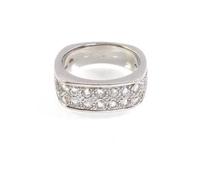 Brillantring zus. 1,72 ct - Schmuck Onlineauktion