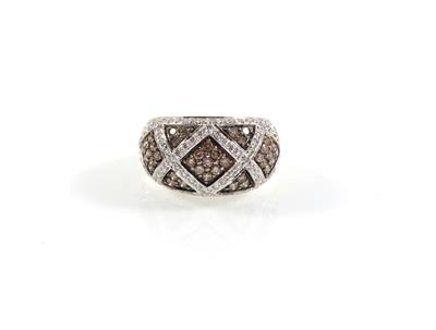 Brillantring zus. ca. 1,80 ct - Schmuck Onlineauktion