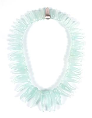 Aquamarincollier - Jewellery