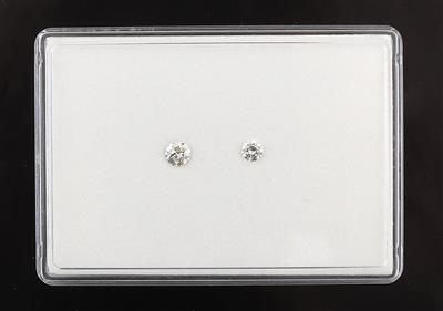 Sommerauktion Diamanten, Farb- und Schmucksteine