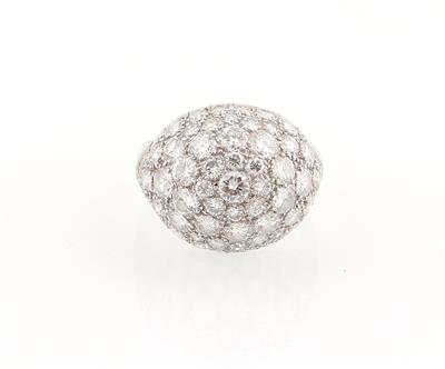 Brillantring zus. ca. 2,80 ct - Jewellery