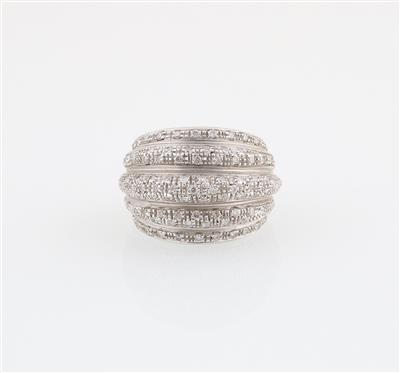 Brillantring zus. ca. 1,10 ct - Jewellery