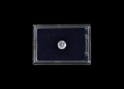 An unmounted brilliant 3.10 ct F/vvs2 - Jewellery
