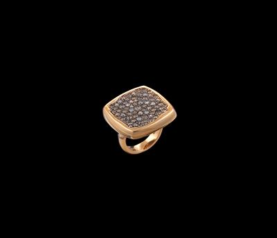 A Brilliant Ring by Casato, Total Weight c. 2 ct - Gioielli