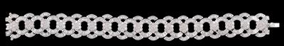 A Diamond Bracelet, Total Weight c. 11 ct - Klenoty