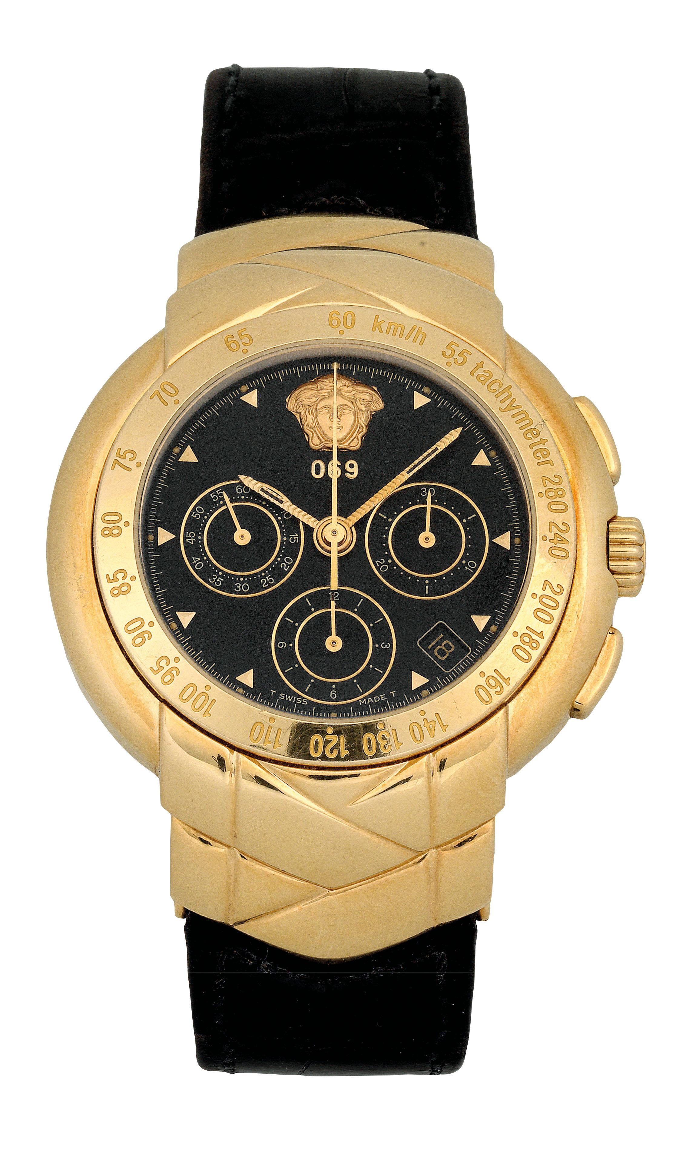 d971b0aa5d4e8 Versace - Wrist and Pocket Watches 2018 05 18 - Realized price  EUR ...