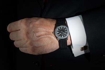 Patek Philippe Aquanaut Wrist And Pocket Watches 2018 11 30