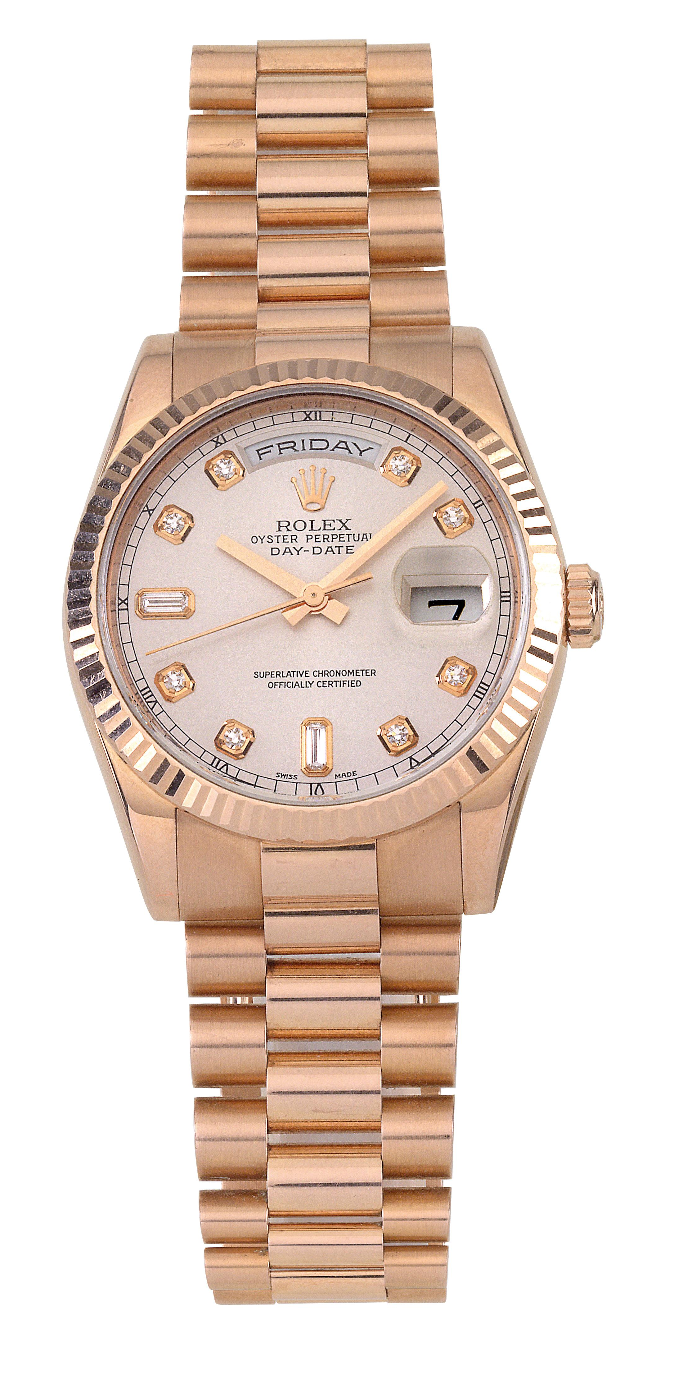 Rolex oyster perpetual day date price