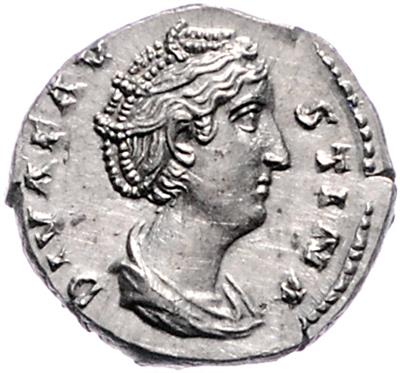 Faustina I gest. 141 - Coins