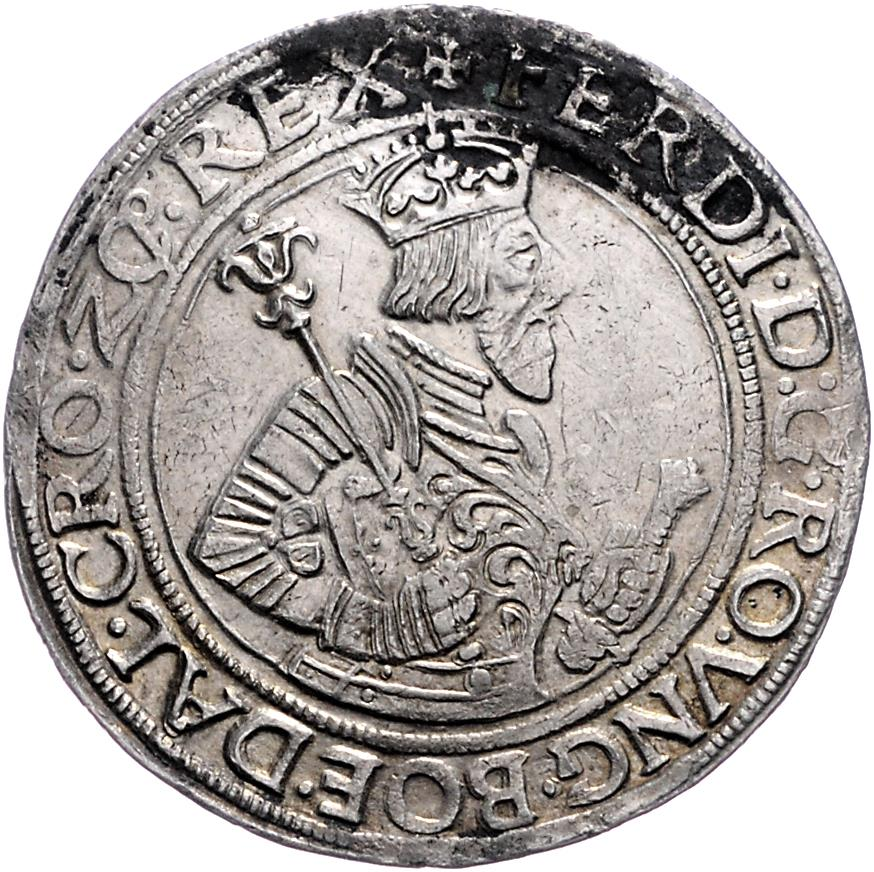Ferdinand I  - Coins, medals and paper money 2017/11/15
