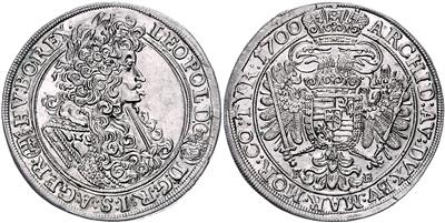 Leopold I. - Coins