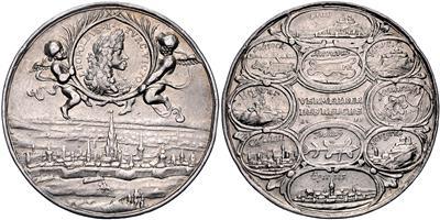 Leopold I., Eroberung der Ungarischen Festungen und Städte