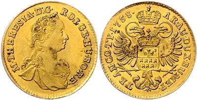 Maria Theresia GOLD