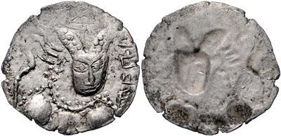 Iranische Hunnen, Alchon Gruppe, Mihirakula? ca. 515-540