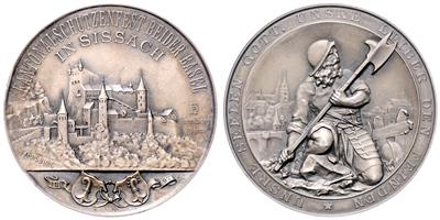 Basel/Sissach - Coins and medals