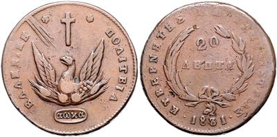 Staat 1827-1831 - Coins and medals