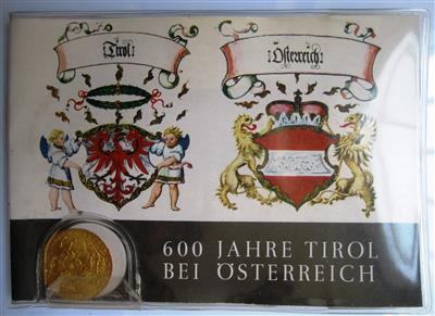 Doppeldukat 1642 - Coins and medals