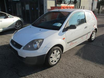 "LKW ""Ford Fiesta Kastenwagen 1.4 TD"", - Cars and vehicles"