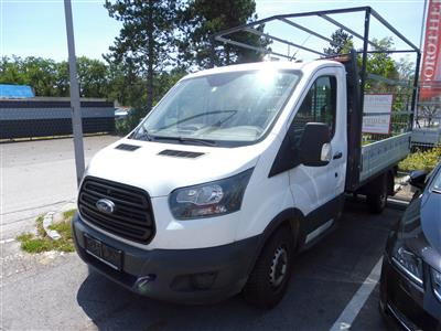 "LKW ""Ford Transit Pritsche 2.0 TDCi L2H1 310 Ambiente"", - Cars and Vehicles"