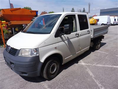 "LKW ""VW T5 Doka Pritsche 1.9 TDI"", - Cars and Vehicles"