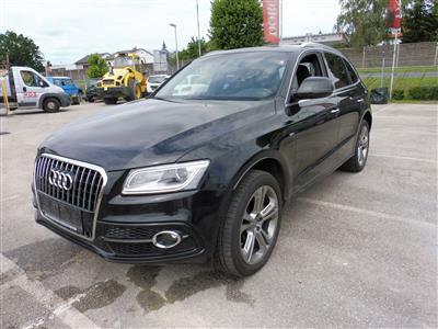 "PKW ""Audi Q5 2.0 TDI quattro s-tronic"", - Cars and Vehicles"