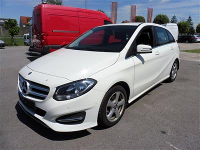 "PKW ""Mercedes Benz B160d"", - Cars and Vehicles"