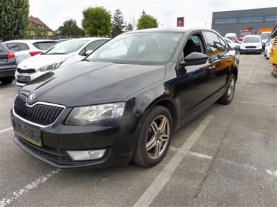 "PKW ""Skoda Octavia 1.6 TDI Green tec DSG"", - Cars and Vehicles"