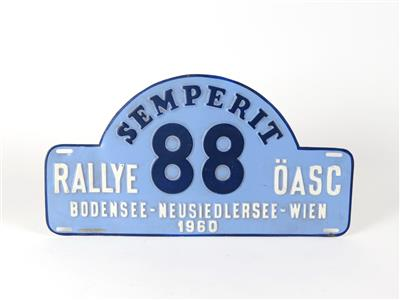 Semperit Rallye - Automobilia