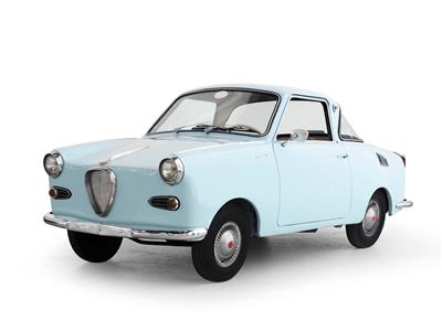 1968 Goggomobil Coupe TS 250/400 - Cars and vehicles