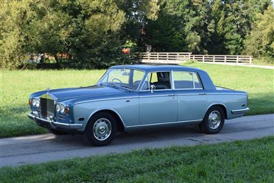 1971 Rolls-Royce Silver Shadow (ohne Limit/ no reserve) - Classic Cars